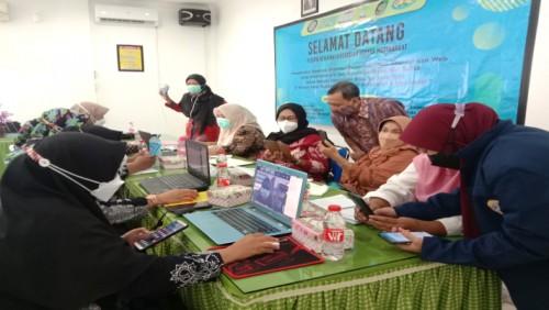 Edukasi Gizi Berbasis Teknologi Statistika Unair Surabaya, Dorong Pencegahan Stunting di Banyuwangi