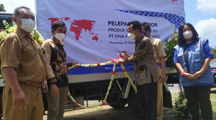 Kunjungi Purworejo, Kemendag Lepas Ekspor dan Jadikan Popongan sebagai Desa Binaan DSA
