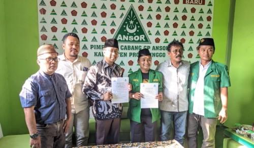 Bawaslu Gandeng GP Ansor Probolinggo Jaga Pemilu Berkualitas