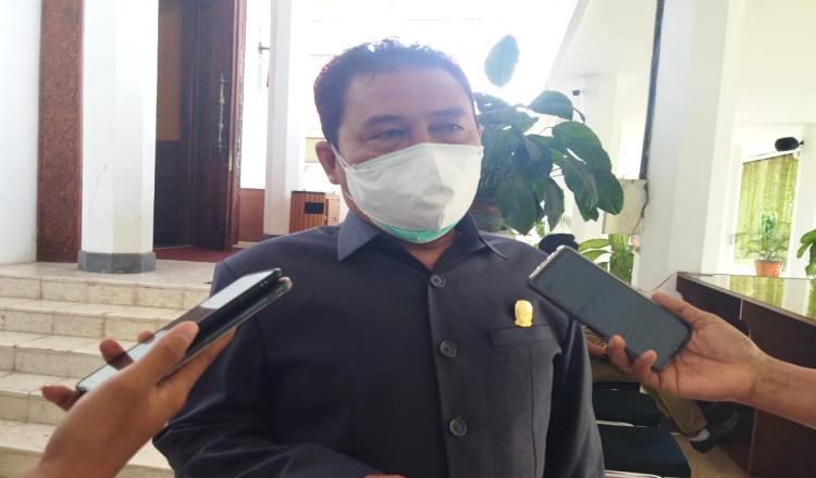 Pedagang di Pasar Banyak Tak Indahkan Prokes, Wakil Ketua DPRD Banyuwangi Desak Bupati Tegur Camat