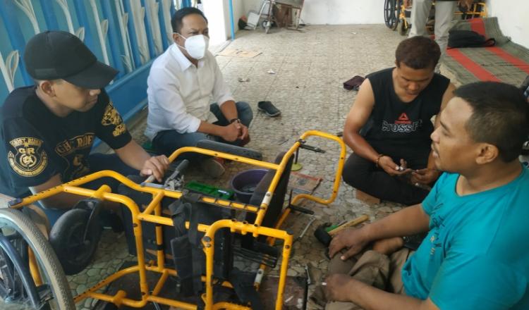 Dewan Apresiasi Komunitas Disabilitas Mampu Wujudkan Ekonomi Mandiri