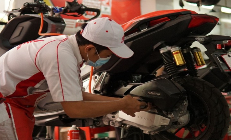 MPM Bagikan Cara Mengenal Macam dan Fungsi Filter Udara pada Motor