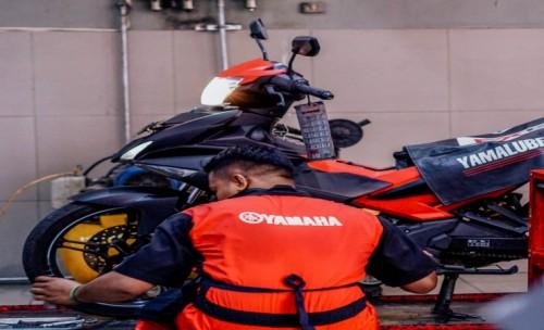 Asik, Servis di Yamaha Jatim Bisa Dapat Gebyar Undian