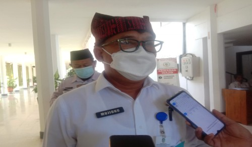 Satgas Kecamatan di Banyuwangi Diminta Tingkatkan Woro-woro Prokes di Pasar