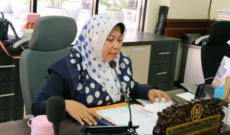 Ketua Komisi D Naik Pitam, Tersinggung Dibilang Jubir Pemkot Surabaya