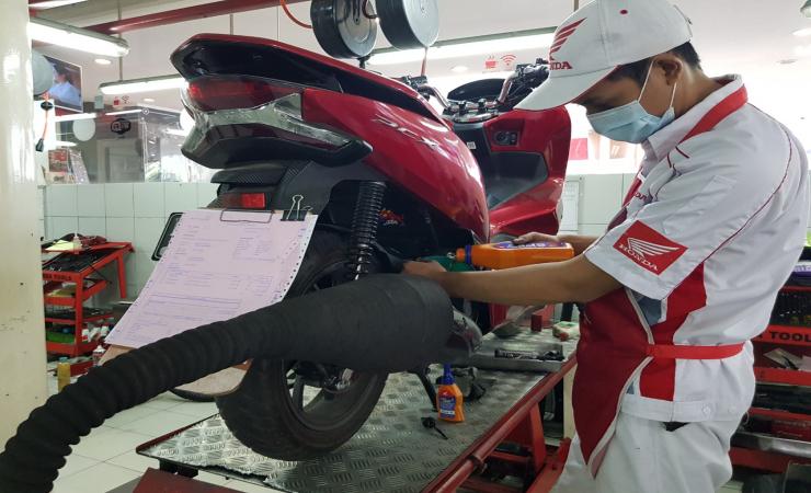 SENGGOL Bareng MPM Honda Jatim Banyak Untungnya