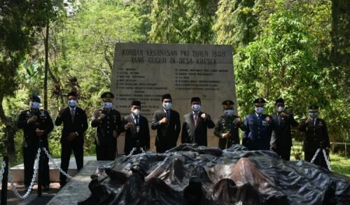 Hari Kesaktian Pancasila, Komandan Kodim Madiun Ajak Amalkan Pancasila