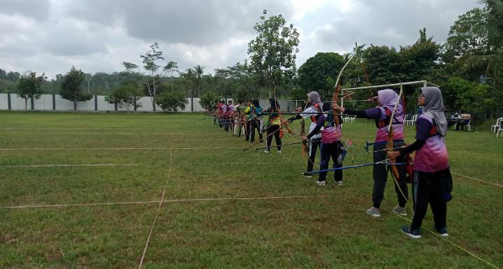 Hadapi Dulongmas 2021, Perpani Purworejo Siapkan Atlet Panahan