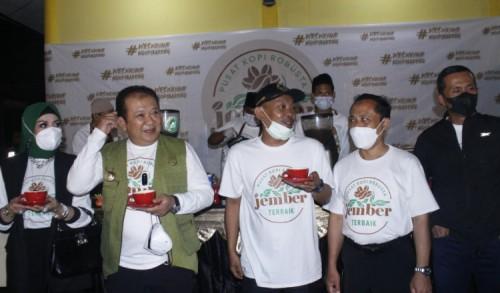 Kopi Robusta Terbaik Indonesia Ada di Jember