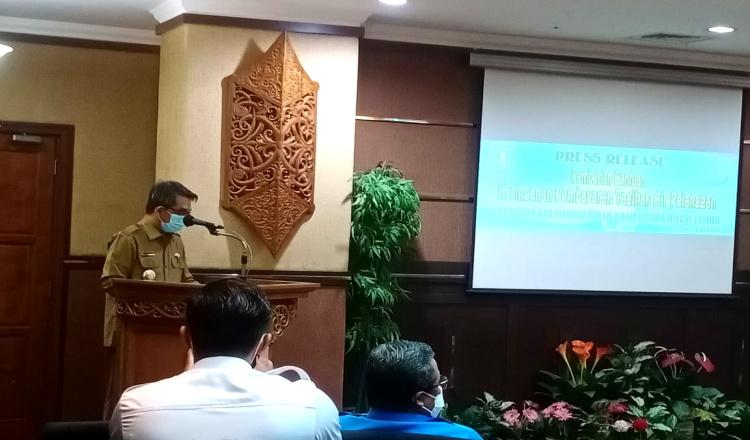 Pemkab Kutim  Glontorkan 11 M untuk Subsidi Pembayaran Tagihan Air Warga