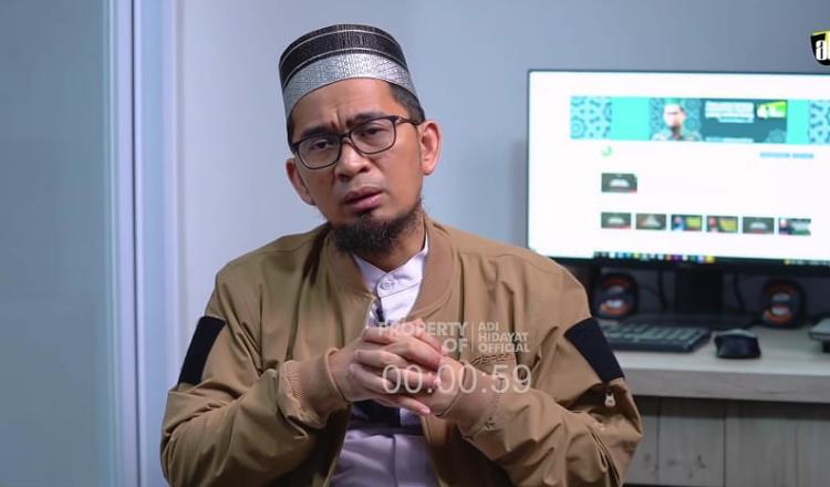 Ustaz Adi Hidayat: Solusi Al-Qur'an Untuk Mengatasi Lupa