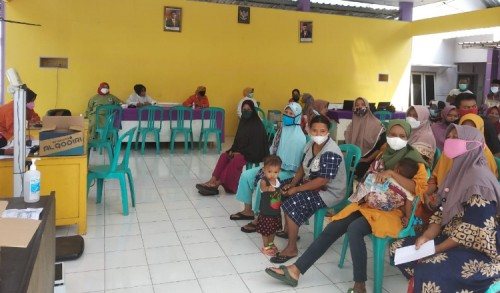 Hoax di Media Sosial, Jadi Masalah Utama Rendahnya Vaksinasi di Kalisat Jember