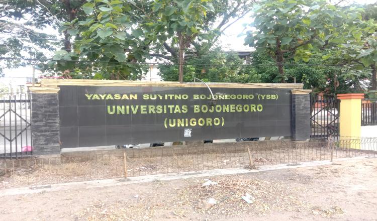 UNIGORO Diduga  Salah Gunakan TKD Kalirejo Bojonegoro