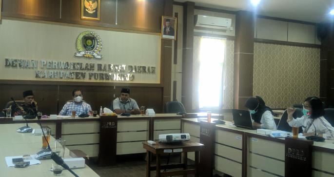 Dapat Laporan dari Sejumlah Pejabat yang Merasa Terdzolimi Saat SOTK, Komisi 1 DPRD Purworejo Panggil Eksekutif