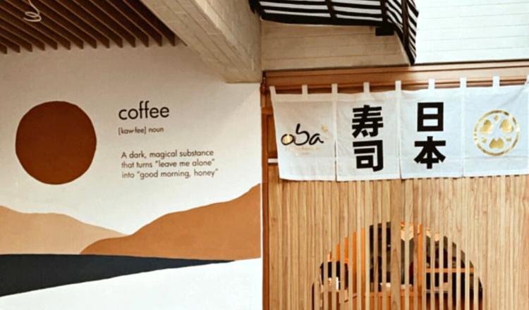 Ohba Coffee Tempat Nongkrong Nuansa Jepang di Tuban
