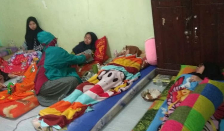 Empat Santri di Banyuwangi Diduga Keracunan Makanan, Perut Sakit hingga Alami Diare