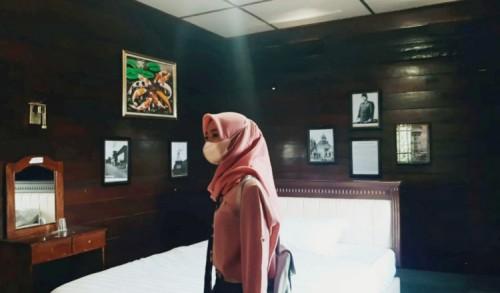 Berkunjung ke Kamar Melati 01, Tempat Singgah Bung Karno di Wisata Rembangan
