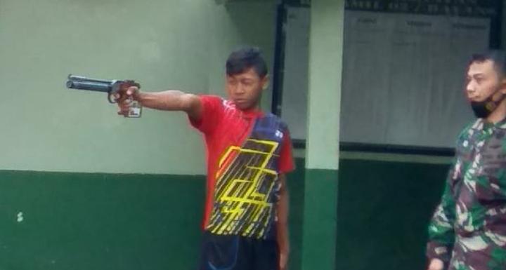 Arkan, Remaja Desa Somorejo, Wakili Jawa Tengah pada PON XX Papua