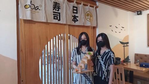 Tempat Nongkrong yang Lagi Hits dan Favorit di Tuban, Oba Japanese