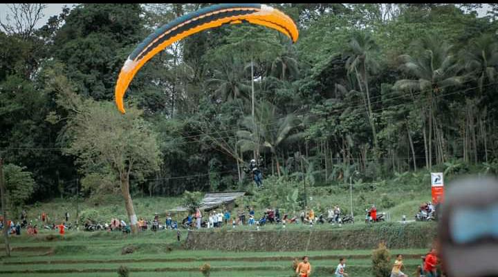 Perdayakan Potensi Alam, Desa Kaliwungu Rintis Sport Tourism
