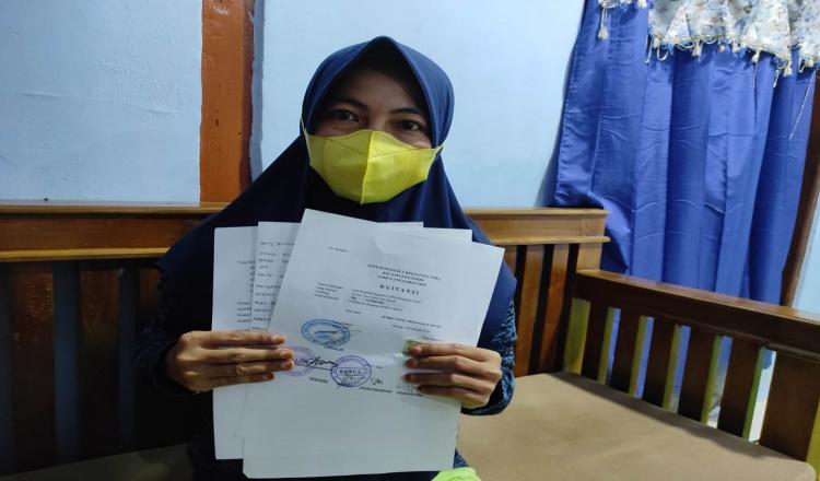 Bendahara Nonaktif Bantah Lakukan Korupsi DAPM Gerih Ngawi