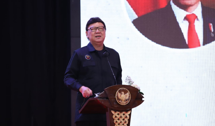 Tjahjo Kumolo Minta Maaf Sebar Hoaks Tol Cisumdawu