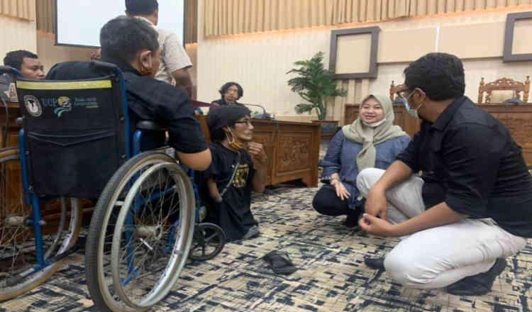 Ketua DPRD Dorong Kebijakan Pro Disabilitas di Banyuwangi