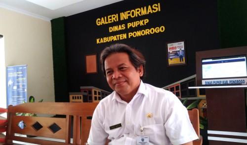 Face Off Jalan Jendral Sudirman Ponorogo Ditaksir Telan Rp 3,4 Milyar