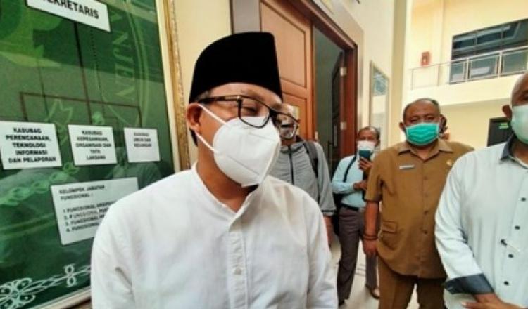 Langgar PPKM, Wali Kota Malang Sutiaji Didenda Rp 25 Juta