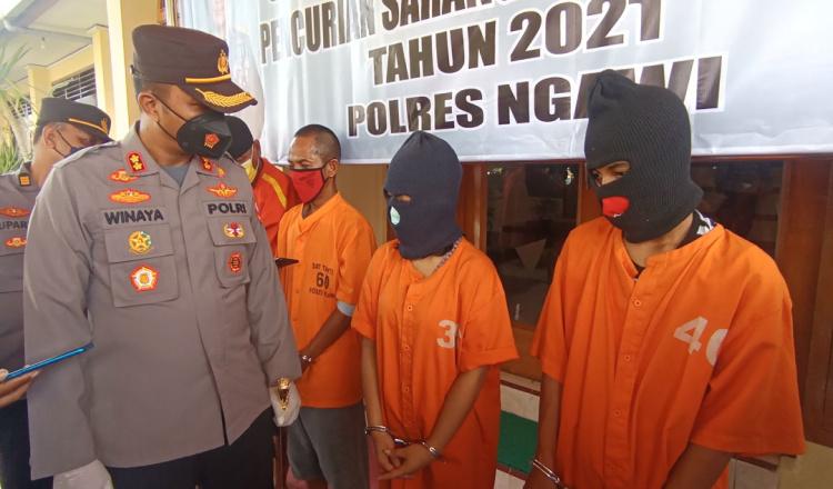 Konsumsi Narkoba Jenis Sabu, Janda Muda Asal Ngawi Dibekuk Polisi