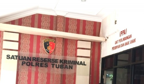 Diduga Cabuli Anak Dibawah Umur, Pimpinan Padepokan di Tuban Dilaporkan Polisi
