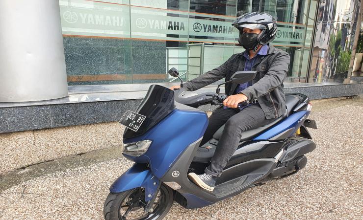 Beli Motor di Yamaha Jatim Bisa Sambil Rebahan