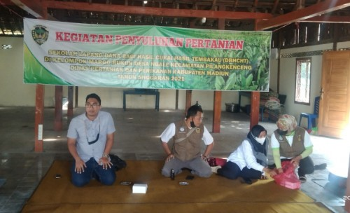Pemkab Madiun Gelar Sosialisasi Tembakau