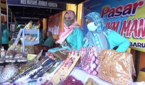Pasar Ibu Kebaya, Inovasi Jember untuk Pulihkan Ekonomi