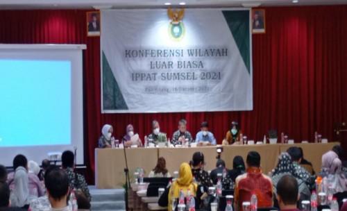 IPPAT Sumsel Gelar Konferensi Wilayah Luar Biasa