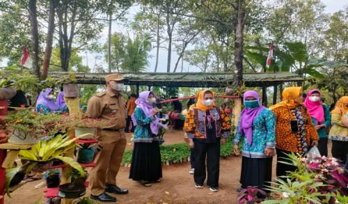 Desa Kalitapas, Masuk 6 Besar dalam Lomba Penilaian Hatinya PKK Tingkat Kabupaten Purworejo