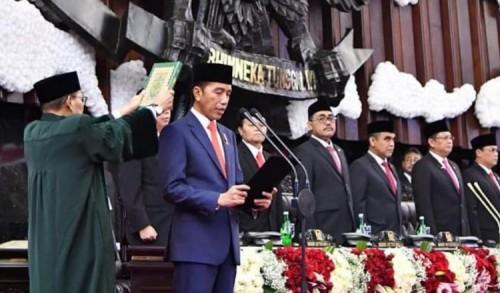 2 Tahun Kepemimpinan Jokowi-Ma'ruf, Pemberantasan Korupsi Dinilai Semakin Memburuk