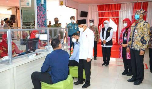 Pelayanan Publik di Banyuwangi Dapat Pujian Wapres Ma'ruf Amin: Jadi Inspirasi di Indonesia