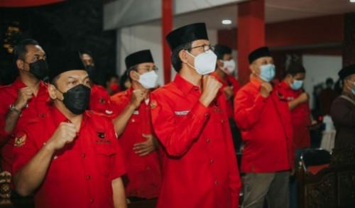 DPC PDIP Surabaya Gelar Diskusi Virtual Hari Santri Nasional