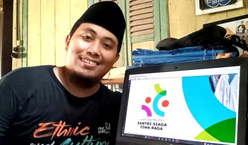 Shofa Alumni Ponpes Langitan Tuban, Sosok di Balik Logo Hari Santri Nasional 2021
