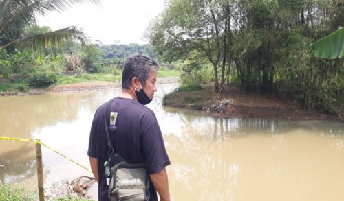 Pasca Meninggalnya 11 Siswa Akibat Tenggelam, Sungai Cileueur Leuwi Ili Kini Di Takuti Warga
