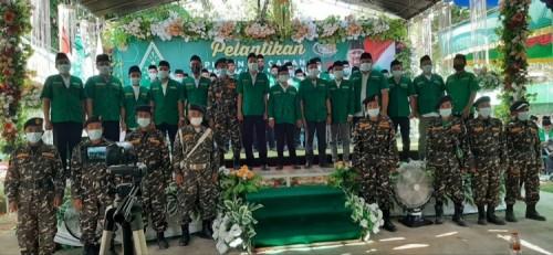 PC GP Ansor Sumenep di Lantik, Bupati Fauzi Ajak Bangun Sumenep Lebih Maju