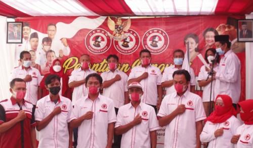 Resmi Dilantik, DPD GPMN Jember Siap Berkaya Sejahterakan Rakyat