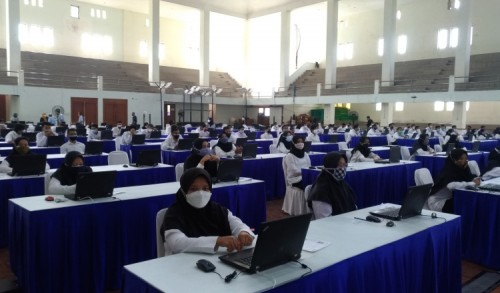3000 Peserta Ikuti Tes SKD CPNS Kemenag Jatim di UIN Maliki Malang