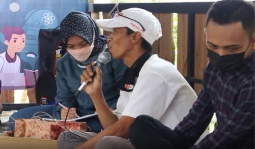 Pentingnya Demokrasi dan Pemilu, KPU Purworejo Kunjungi Desa Kebon Gunung