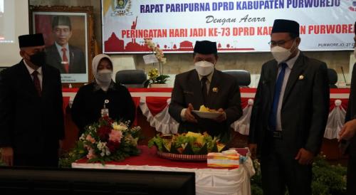 Berusia 73 Tahun, DPRD Purworejo Diminta Kerja Secara Proporsional