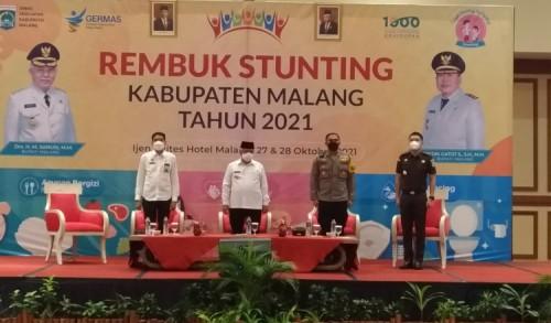 Kasus Stunting di Kabupaten Malang Terendah se Jawa Timur